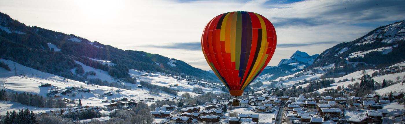 La montgolfi re office de tourisme de praz sur arly - Office de tourisme praz sur arly ...