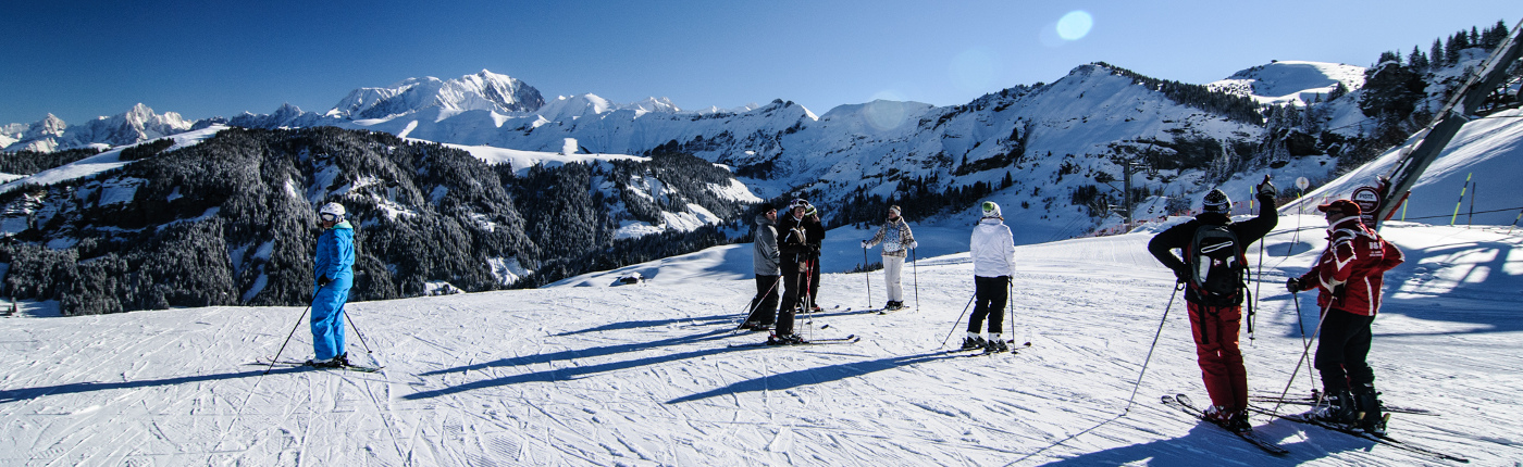 The ski area - Office de Tourisme de Praz-sur-Arly 51d17dd4d