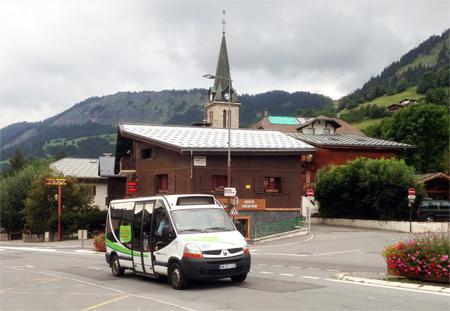 Acc s et transports office de tourisme de praz sur arly - Office de tourisme praz sur arly ...