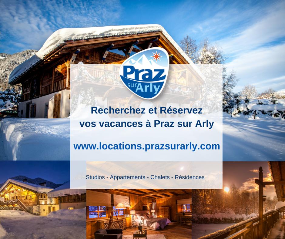 De belles chutes de neige office de tourisme de praz sur arly - Office de tourisme praz sur arly ...