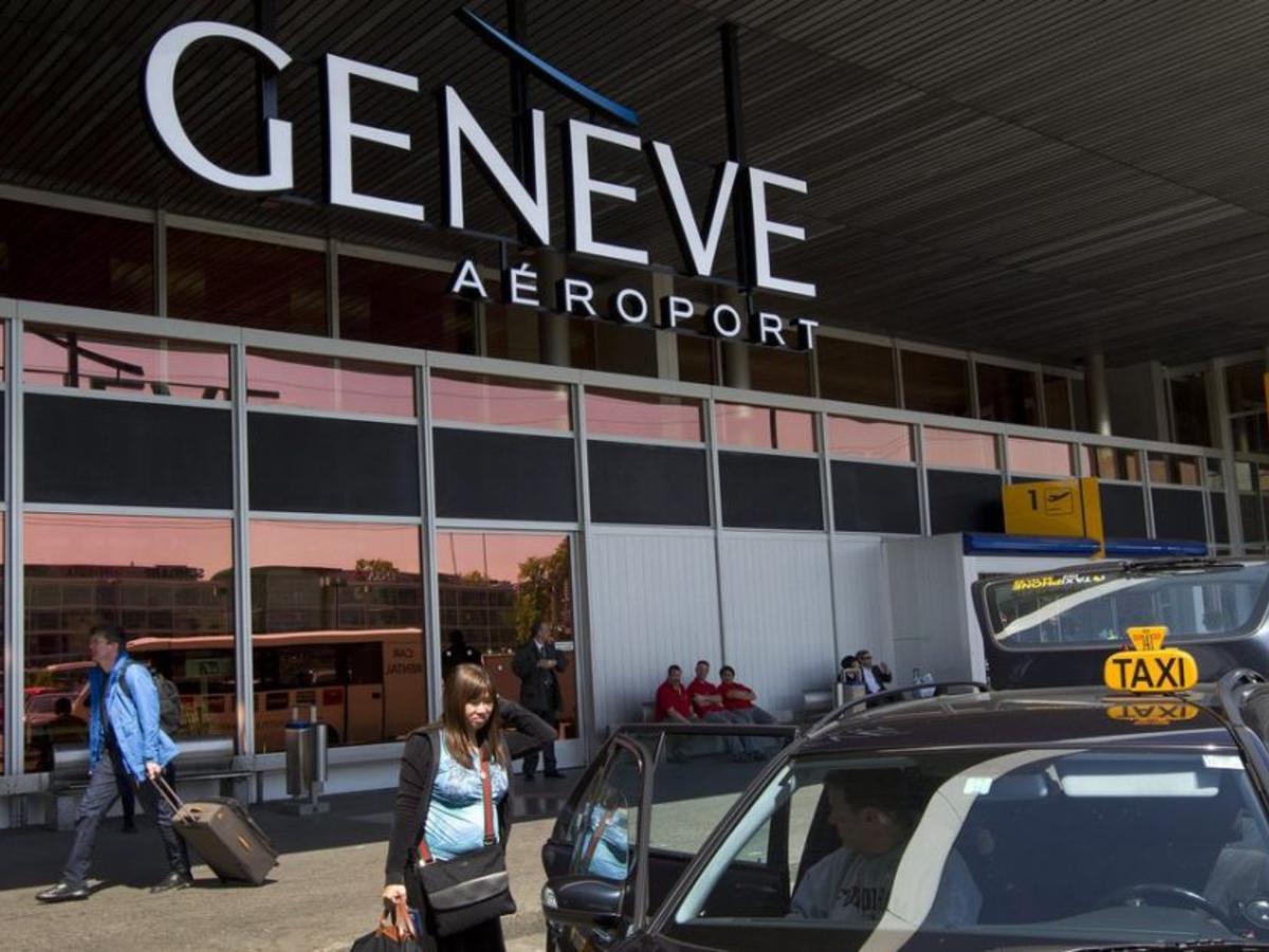 Budget Car Rental In Geneva Train Station