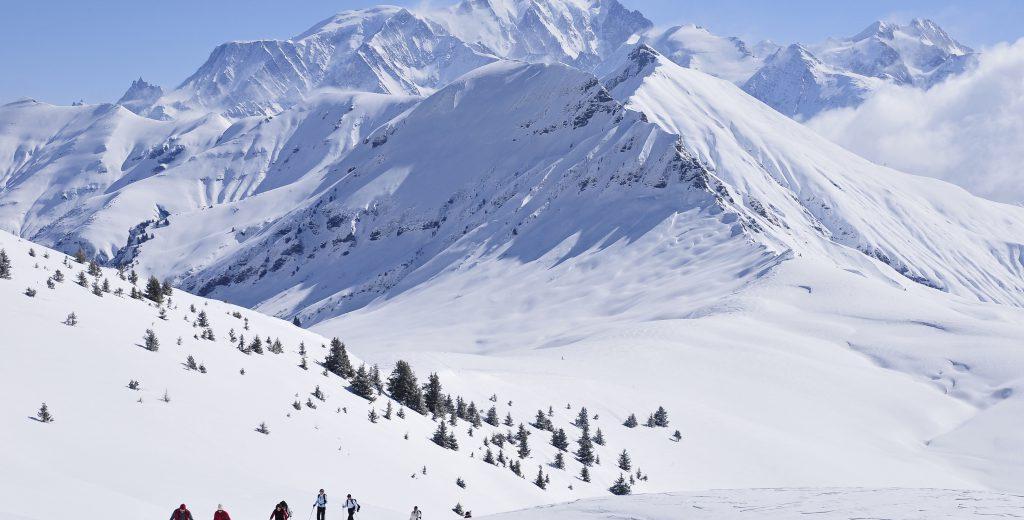 Spring skiing and snowshoeing in Praz sur Arly - Office de Tourisme ... c3f687bdc